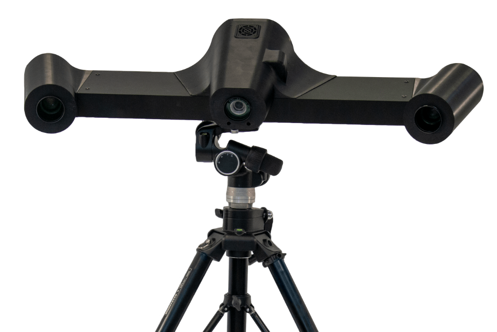 Skaner 3D eviXscan 3D Heavy Duty Wide Range