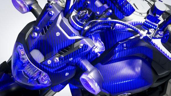 skanowanie 3D części motocyklowych