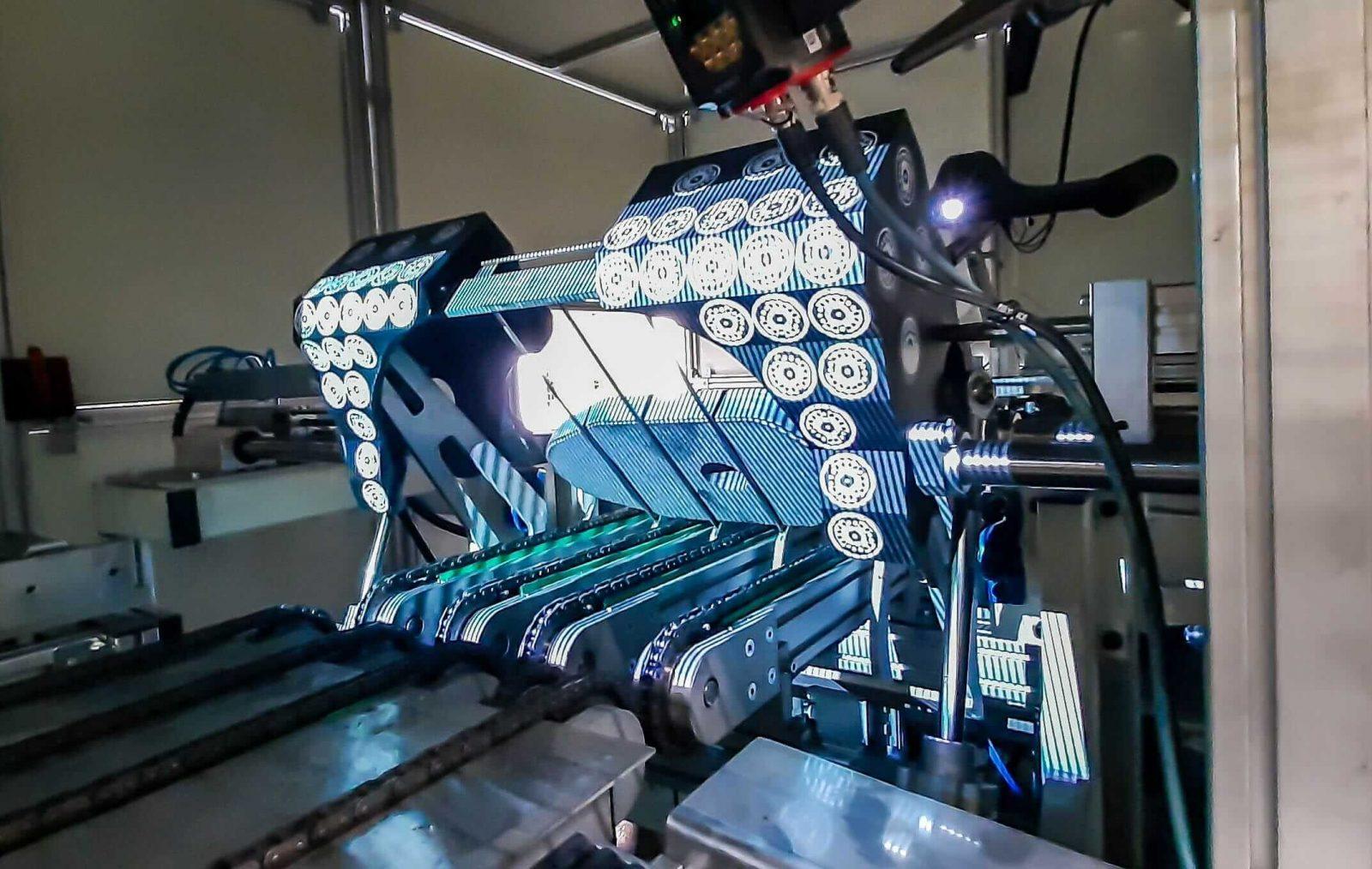 evixscan 3D systemy specjalne