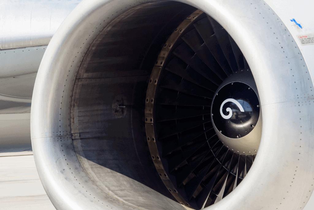 Skanery 3D w przemyśle lotniczym