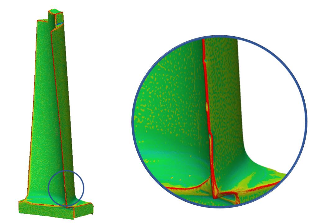 kontrola jakości 3D